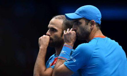 El difícil regreso de Farah: cayó con Cabal en primera ronda del ATP de Rio