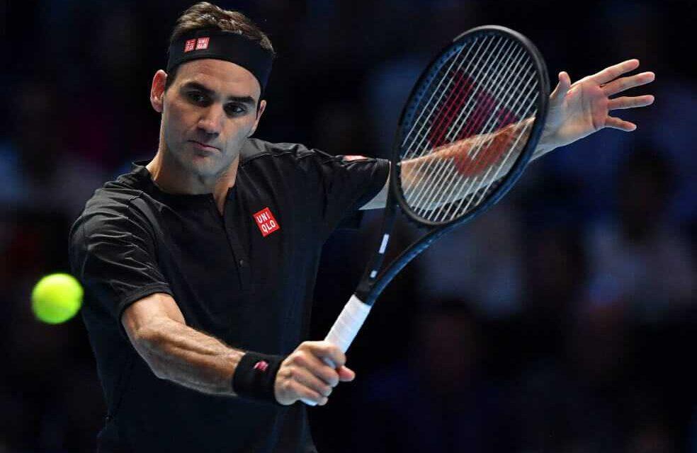 Roger Federer no podrá asistir al partido de exhibición en Bogotá