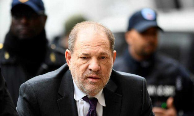 Harvey Weinstein fue declarado culpable de agresión sexual y violación