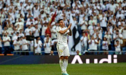 Con James entre las sombras, el Real Madrid se juega la temporada en una semana