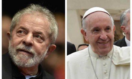 Lula podrá visitar al papa Francisco en el Vaticano la próxima semana