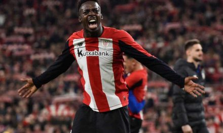 Iñaki Williams, la pantera de Athletic de Bilbao