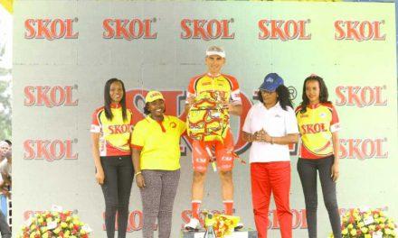 Jonathan Restrepo, imparable en Ruanda: ganó la sexta etapa
