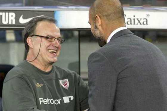 Cuando Guardiola y Bielsa dialogaron 11 horas sobre fútbol