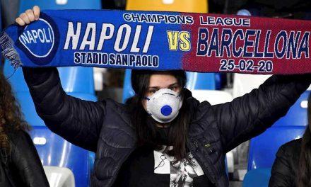 La Serie A se jugará a puerta cerrada hasta el 3 de abril