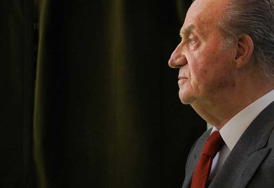 El triste ocaso de Juan Carlos I, el Rey emérito de España