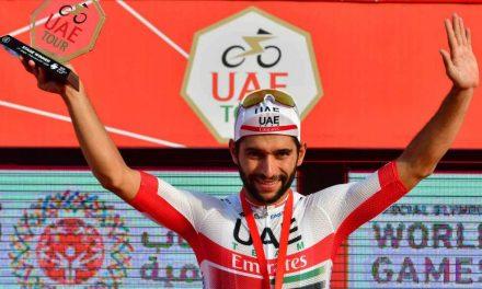 El ciclista Fernando Gaviria está contagiado con coronavirus