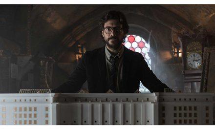 «La casa de papel» lanza tráiler de la cuarta temporada