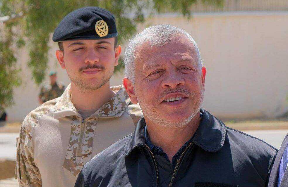 Hussein de Jordania, un príncipe al servicio de su pueblo por el coronavirus