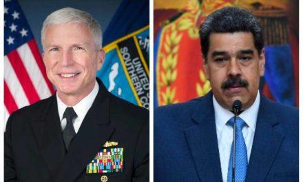 EE. UU. mueve buques antinarcóticos hacia Venezuela, ¿un paso más en la presión a Maduro?