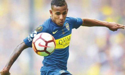 Boca Juniors se pronunció ante denuncia contra Sebastián Villa por violencia de género