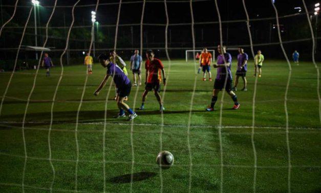 El renacer del fútbol en la ciudad donde se originó la pandemia