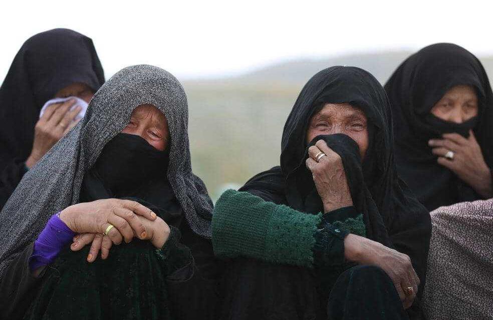 El acuerdo de paz entre Estados Unidos y los talibanes no redujo la violencia