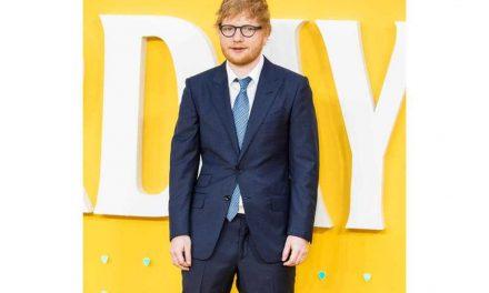 Ed Sheeran le donó 200 mil euros a su colegio en Suffolk, Inglaterra
