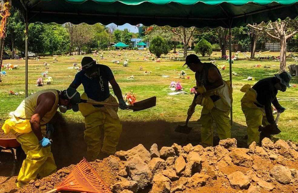 El desgarrador drama de una familia que vivió un 'entierro exprés' en Nicaragua