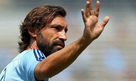 Andrea Pirlo, el maestro