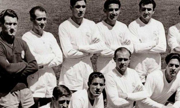 Así ganó Real Madrid su segunda Copa de Europa