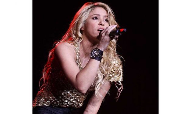 Shakira, de regreso al estudio de grabación