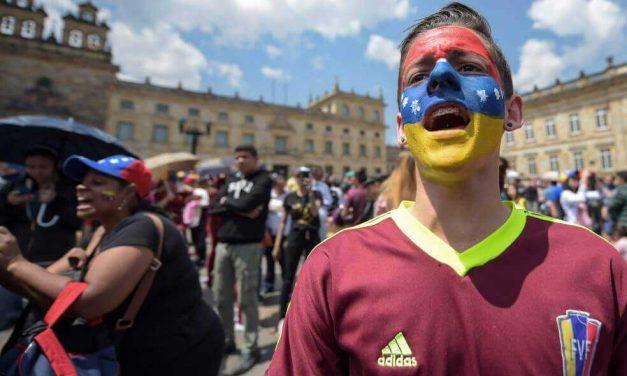Número de venezolanos en Colombia desciende por primera vez en cinco años