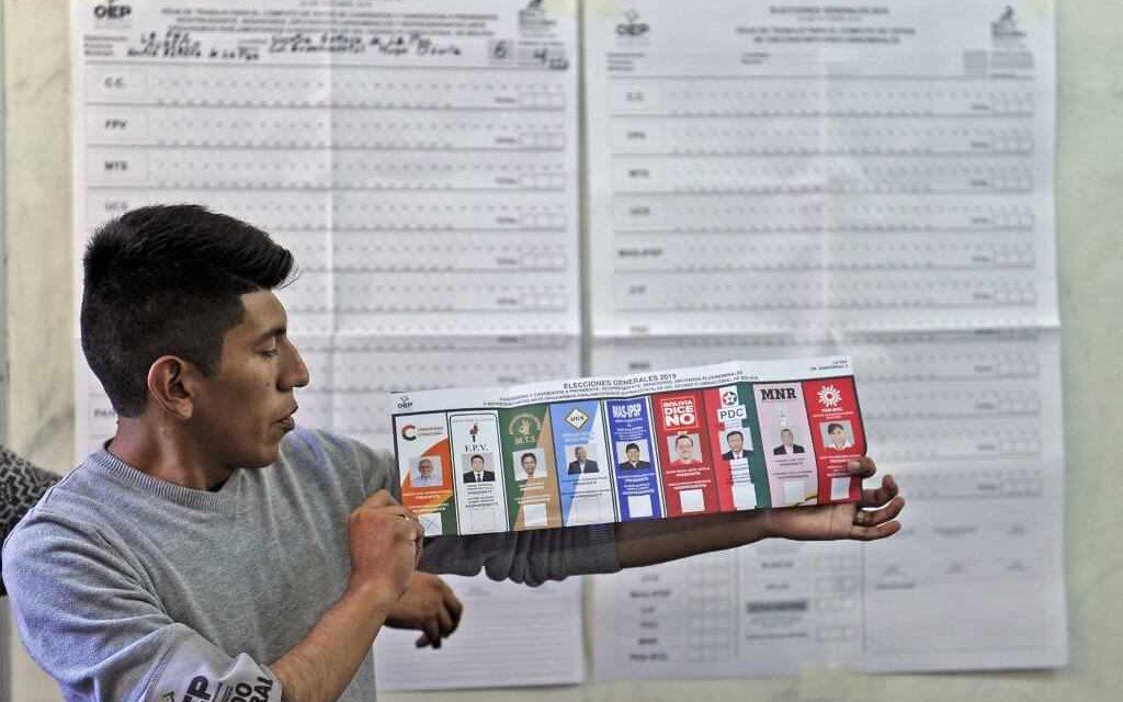 El Parlamento boliviano aprueba celebrar elecciones generales el 6 de septiembre