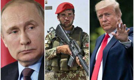 Rusia habría pagado a los talibán para eliminar soldados estadounidenses: The New York Times