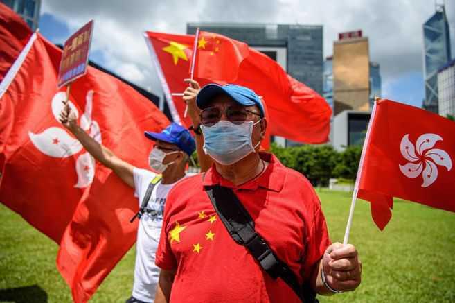 Gobierno chino promulga ley sobre seguridad nacional para Hong Kong