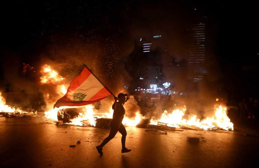 Líbano, las protestas de las que nadie habla