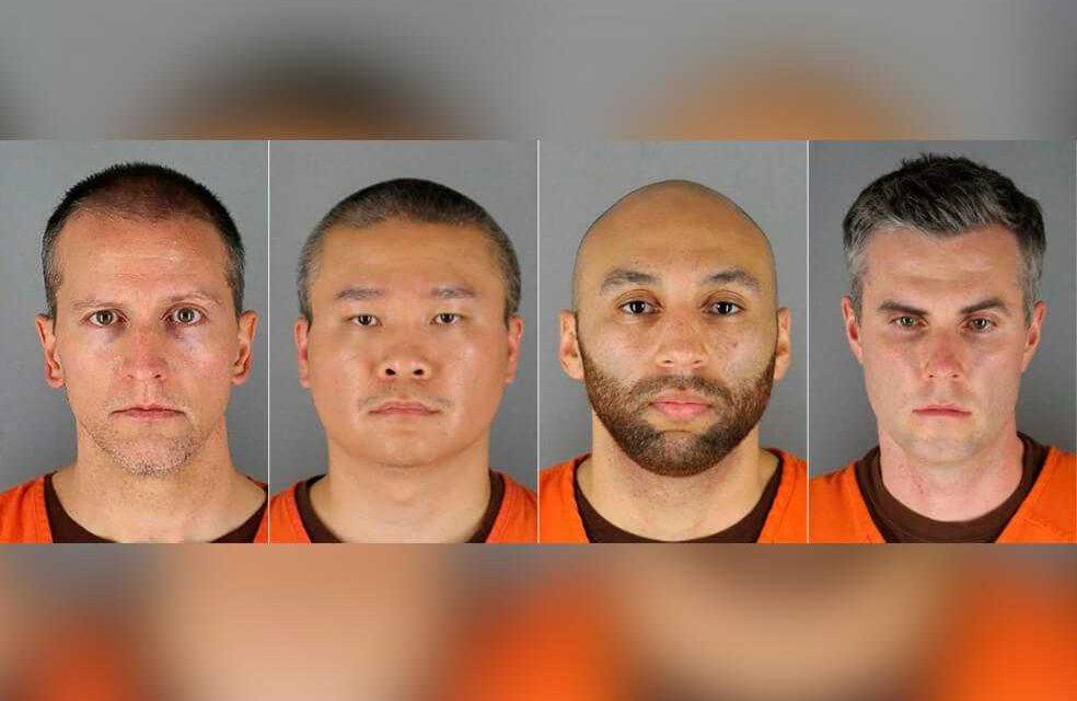 Endurecen cargos contra policía que asesinó a George Floyd y acusan a otros tres por su muerte