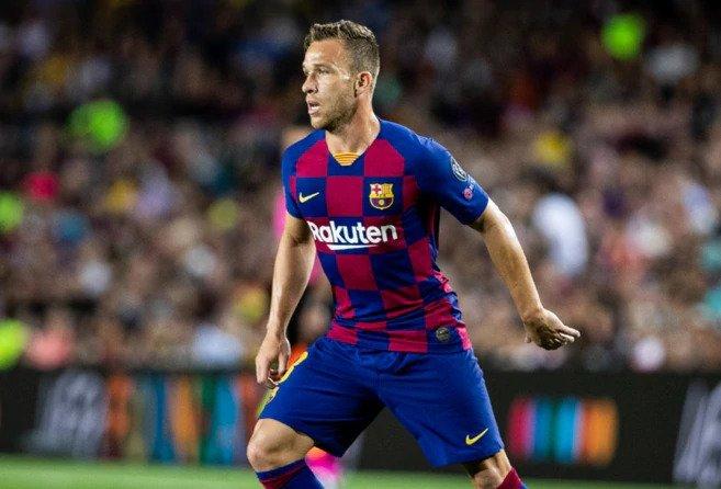 """Arthur, el """"Xavi brasileño"""" que no pudo ser: se va del Barcelona"""