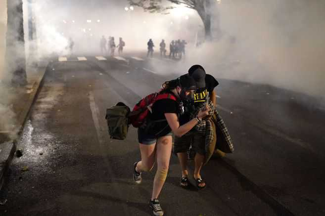 Oregón, el estado de EE. UU. que no deja de protestar contra el racismo