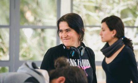 Libia Stella Gómez, con el ojo puesto en el cine