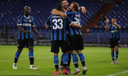 Volvió la Europa League con victoria del Manchester United y el Inter
