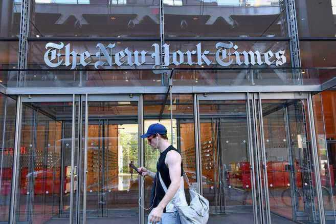 The New York Times recibe más dinero por versión digital que por la impresa