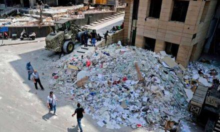 La explosión en Beirut dejó más de US$15 mil millones en daños