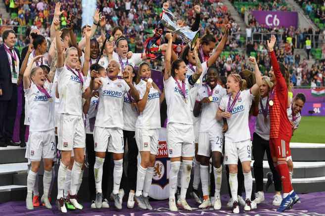 El viernes regresa la Champions League femenina