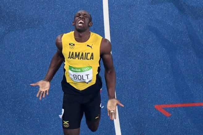 Usain Bolt, positivo para coronavirus