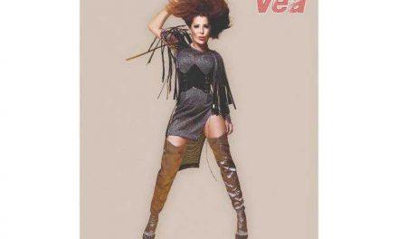 Alejandra Guzmán: Nueva protagonista de la revista Vea