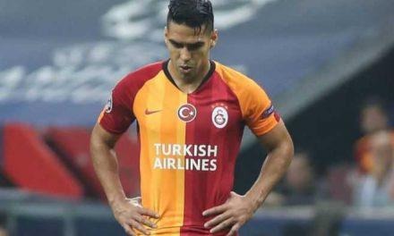 Falcao García aceptó rebajar su salario y seguirá en Galatasaray