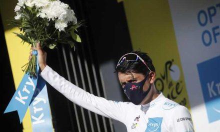 Etapa 7 del Tour de Francia 2020: Egan Bernal es el nuevo líder de los jóvenes