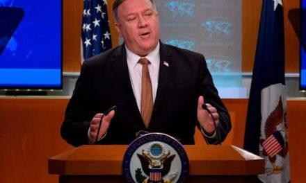 """Mike Pompeo, secretario de Estado de EE. UU.: """"Nicolás Maduro tiene que irse"""""""