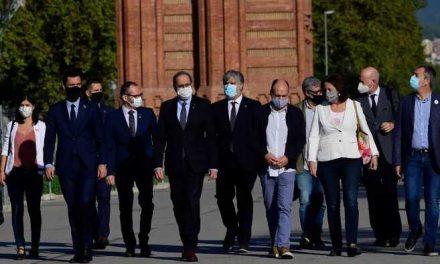 La Justicia española tramitará la próxima semana los indultos a independentistas condenados