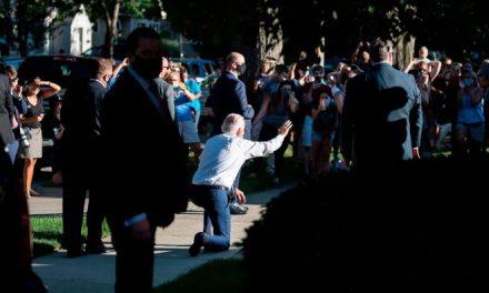 Joe Biden, el candidato que escuchó a la gente de Kenosha (EE. UU.)