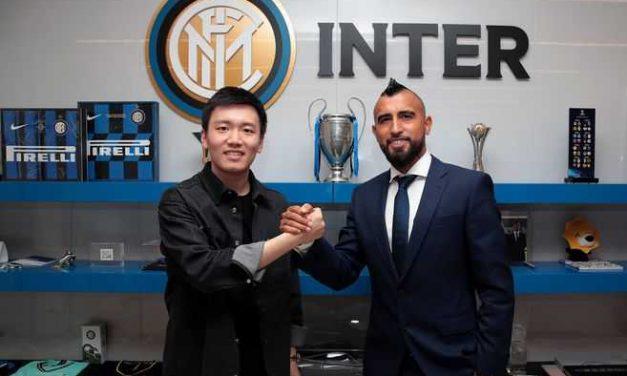 Arturo Vidal deja Barcelona: firmó con el Inter de Milán