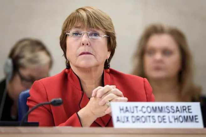 Bachelet denuncia obstrucción a partidos políticos venezolanos de cara a elecciones legislativas