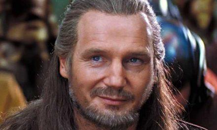 "Liam Neeson se siente orgulloso de su paso por ""Star Wars"""