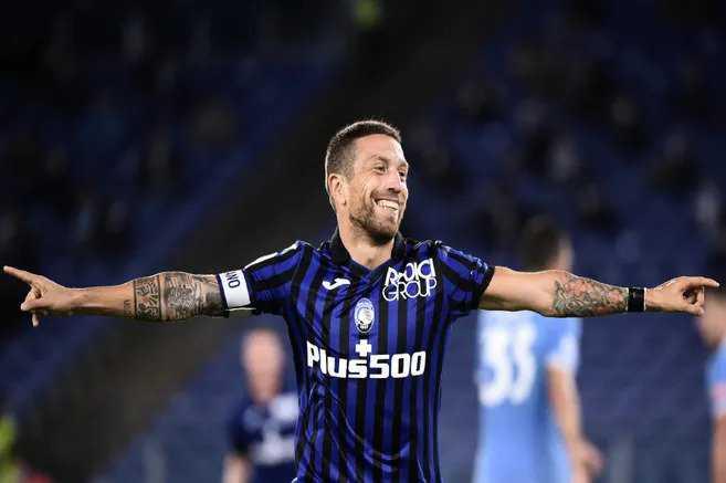 Papu Gómez marcó doblete en la goleada del Atalanta contra la Lazio