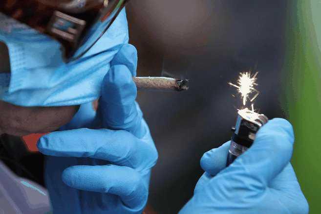 Más cannabis y menos cocaína, el confinamiento cambió el consumo en Europa