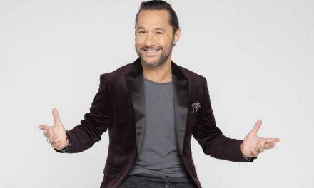 Diego Torres y su canto motivador