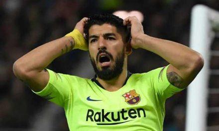 La despedida de Luis Suárez del FC Barcelona