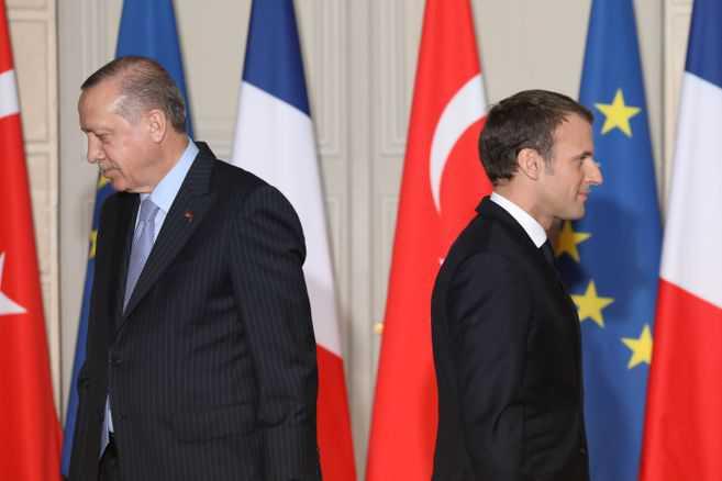 Tensiones entre Francia y Turquía: Erdogan llamó a un boicot contra productos franceses